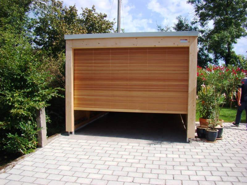holz garage baumberger bau ag. Black Bedroom Furniture Sets. Home Design Ideas